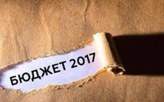 АНАЛИЗ ВЫПОЛНЕНИЕ БЮДЖЕТА ЗА ЯНВАРЬ-АПРЕЛЬ 2017 Г.