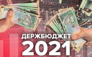 СТРУКТУРА ГОСБЮДЖЕТА - 2021