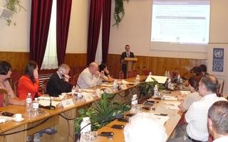 Презентация отчета по показателям энергоэффективности для Украины